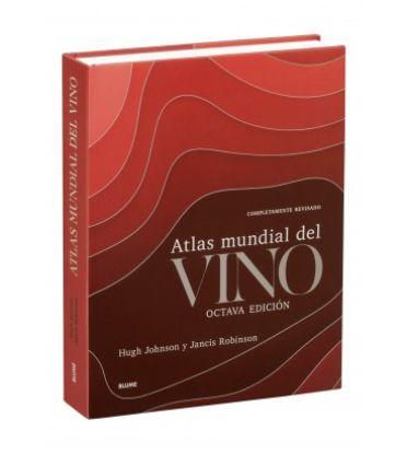 Publicada la 8ª edición actualizada y en español del Atlas Mundial del Vino