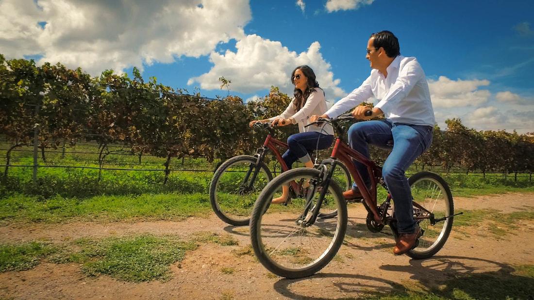 La Cátedra de Agroturismo de la Universidad de La Laguna colabora en el inicio de la identidad vitivinícola del Altiplano mexicano