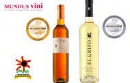 El Grifo, galardonada por partida doble en el certamen internacional Mundus Vini