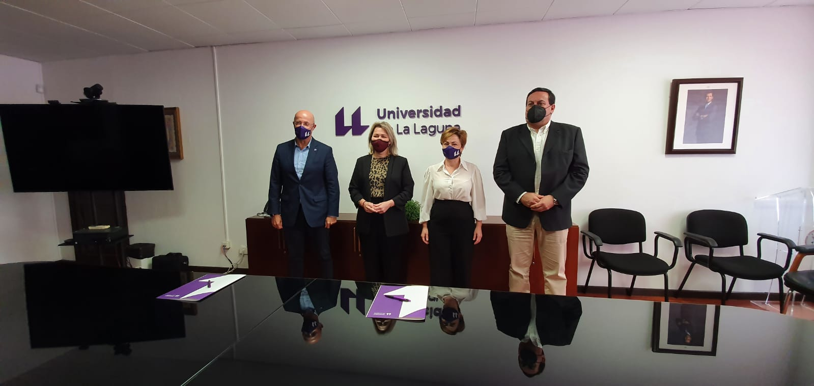 EL GOBIERNO CANARIO RENUEVA SU PATROCINIO CON LA CÁTEDRA DE AGROTURISMO Y ENOTURISMO DE LA ULL