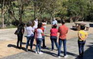 Alumnado del Curso de Especialista en Gestión Enoturística y Análisis Sensorial de Vinos de la Universidad de La Laguna conocen los vinos de La Gomera
