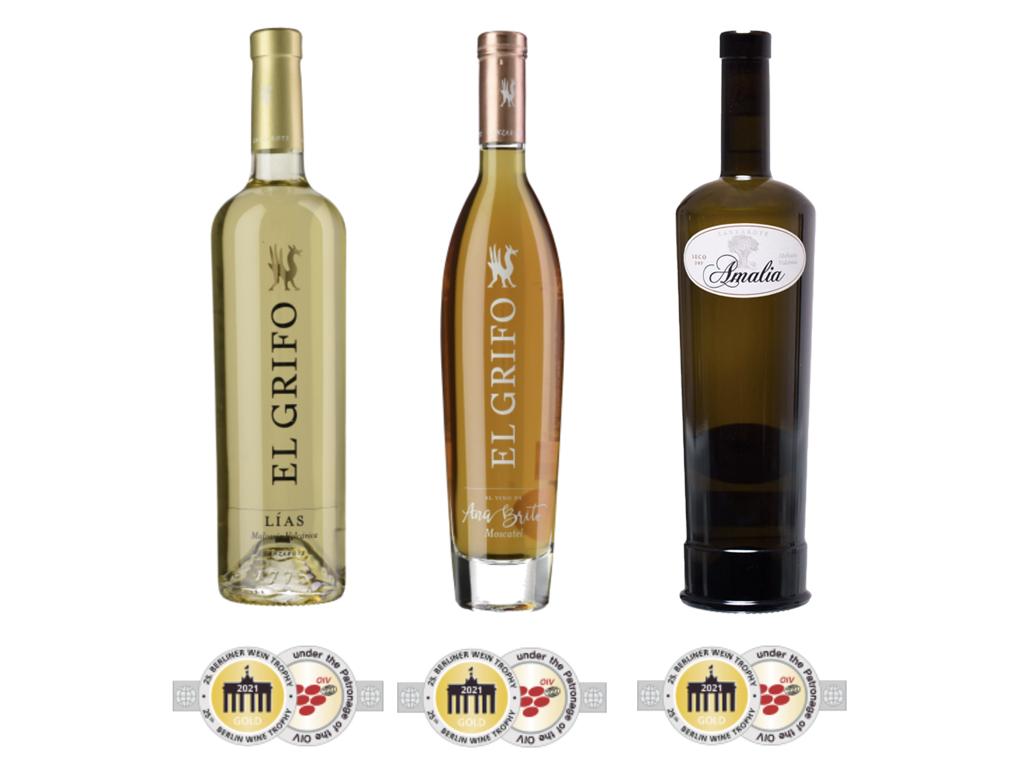 Los vinos de Lanzarote triunfan en la Berliner Wein Trophy y el Concurso Agrocanarias