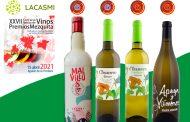 Los Premios Mezquita 2021 otorgan un reconocimiento de calidad a tres vinos y un vermut de la Sociedad Cooperativa Agrícola San Miguel