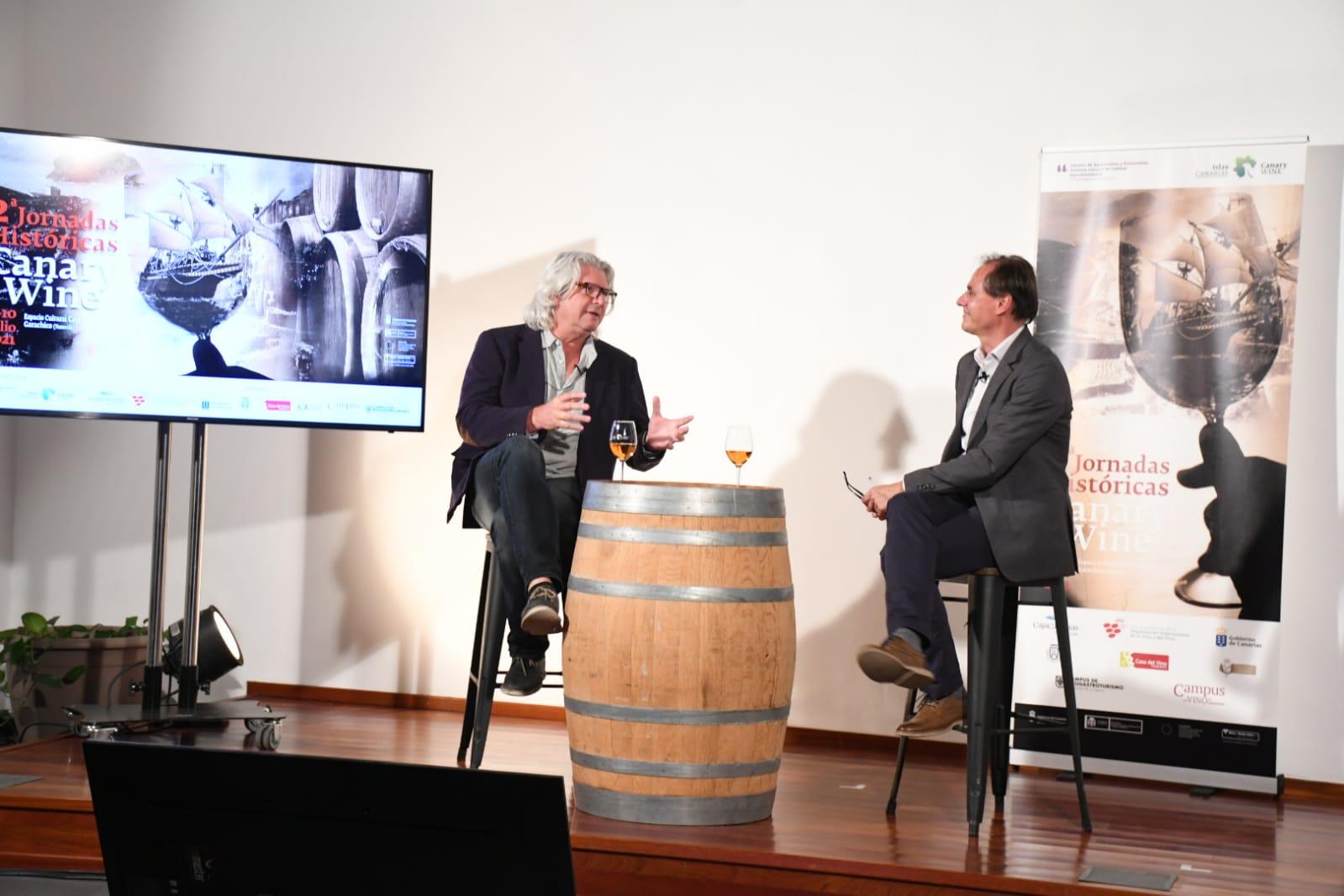 El Canary Wine hace historia en Garachico