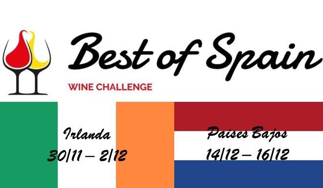 BEST OF SPAIN WINE CHALLENGE  YA TIENE FECHAS PARA 2021